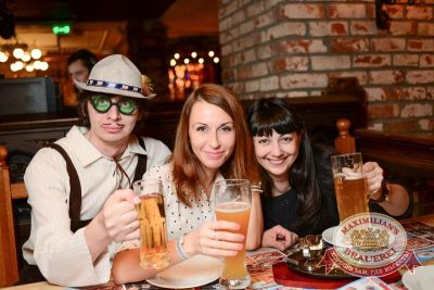 День пивовара, 13 июня 2015 - Ресторан «Максимилианс» Тюмень - 06