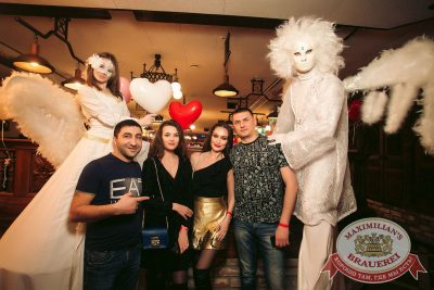 День святого Валентина, 14 февраля 2018 - Ресторан «Максимилианс» Тюмень - 12