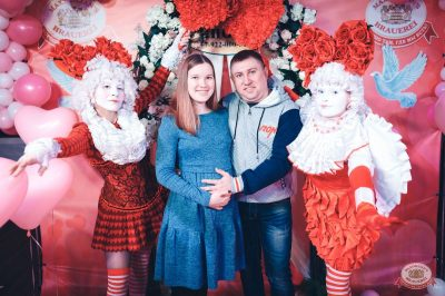 День святого Валентина, 14 февраля 2019 - Ресторан «Максимилианс» Тюмень - 14