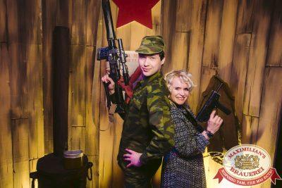 День защитника Отечества, 23 февраля 2018 - Ресторан «Максимилианс» Тюмень - 00029