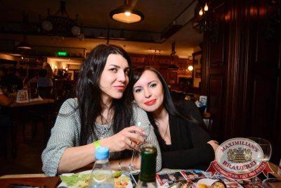«Дыхание ночи»: Dj Pasha Lee (Москва), 14 марта 2015 - Ресторан «Максимилианс» Тюмень - 09