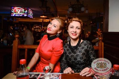 «Дыхание ночи»: Dj Pasha Lee (Москва), 14 марта 2015 - Ресторан «Максимилианс» Тюмень - 27