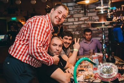 «Дыхание ночи»: Dj Roma Pafos (Москва), 30 января 2016 - Ресторан «Максимилианс» Тюмень - 27