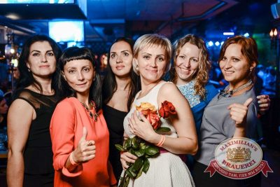 «Дыхание ночи»: Dj Vadim Adamov (Москва), 29 августа 2015 - Ресторан «Максимилианс» Тюмень - 27