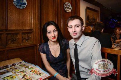 Доминик Джокер, 19 марта 2015 - Ресторан «Максимилианс» Тюмень - 16