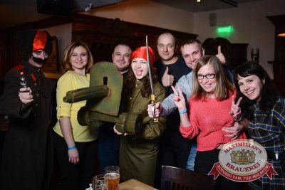 День Защитника Отечества, день второй, 22 февраля 2015 - Ресторан «Максимилианс» Тюмень - 07