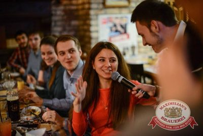 День Защитника Отечества, день второй, 22 февраля 2015 - Ресторан «Максимилианс» Тюмень - 12