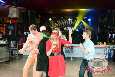 Октоберфест: Фестивальный уикенд. Выиграй тонну пива! 2 октября 2015 - Ресторан «Максимилианс» Тюмень - 02