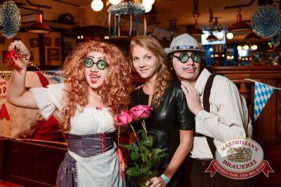 Октоберфест: Фестивальный уикенд. Выиграй тонну пива! 2 октября 2015 - Ресторан «Максимилианс» Тюмень - 04