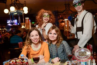 Октоберфест: Фестивальный уикенд. Выиграй тонну пива! 24 сентября 2015 - Ресторан «Максимилианс» Тюмень - 07
