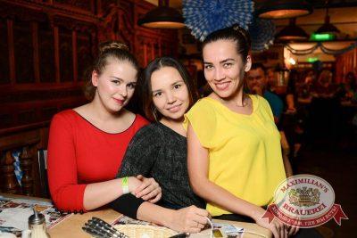 Октоберфест: Фестивальный уикенд. Выиграй тонну пива! 24 сентября 2015 - Ресторан «Максимилианс» Тюмень - 34