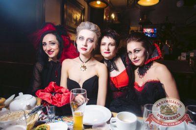 Halloween: первый день шабаша. Вечеринка по мотивам фильма «Гоголь», 27 октября 2017 - Ресторан «Максимилианс» Тюмень - 53