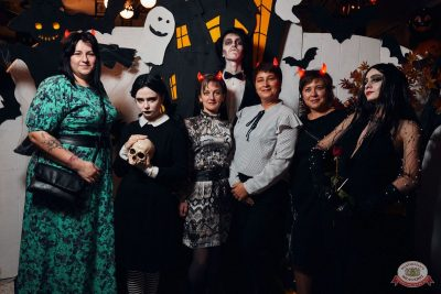 «Хэллоуин»: «Семейка Аддамс», 2 ноября 2019 - Ресторан «Максимилианс» Тюмень - 16