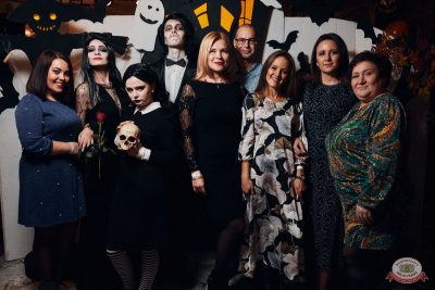 «Хэллоуин»: «Семейка Аддамс», 2 ноября 2019 - Ресторан «Максимилианс» Тюмень - 17