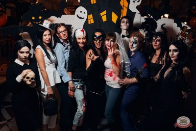 «Хэллоуин»: «Семейка Аддамс», 2 ноября 2019 - Ресторан «Максимилианс» Тюмень - 18
