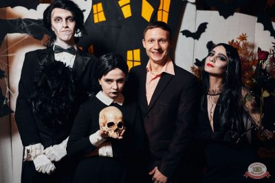 «Хэллоуин»: «Семейка Аддамс», 2 ноября 2019 - Ресторан «Максимилианс» Тюмень - 2