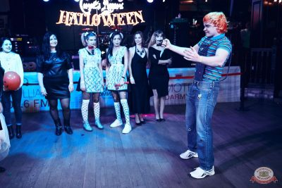 «Хэллоуин»: «Семейка Аддамс», 2 ноября 2019 - Ресторан «Максимилианс» Тюмень - 28