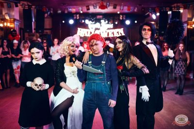 «Хэллоуин»: «Семейка Аддамс», 2 ноября 2019 - Ресторан «Максимилианс» Тюмень - 38