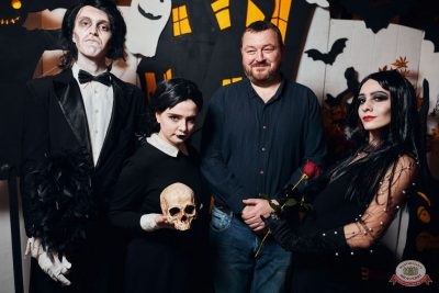«Хэллоуин»: «Семейка Аддамс», 2 ноября 2019 - Ресторан «Максимилианс» Тюмень - 4