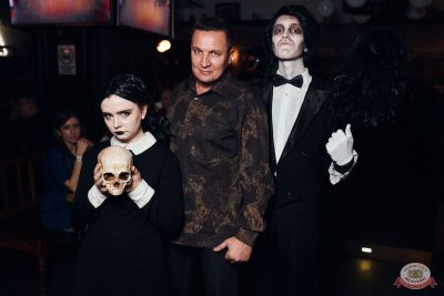 «Хэллоуин»: «Семейка Аддамс», 2 ноября 2019 - Ресторан «Максимилианс» Тюмень - 51