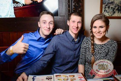 IOWA, день второй, 19 февраля 2015 - Ресторан «Максимилианс» Тюмень - 21