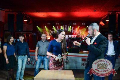 Октоберфест: Выбираем пивного Короля и королеву, 26 сентября 2015 - Ресторан «Максимилианс» Тюмень - 21