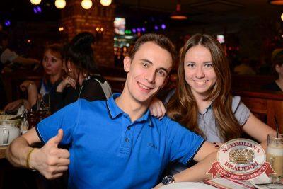 Константин Никольский, 9 апреля 2015 - Ресторан «Максимилианс» Тюмень - 30