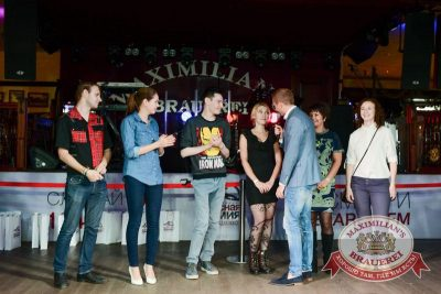 Linda, 16 сентября 2015 - Ресторан «Максимилианс» Тюмень - 10