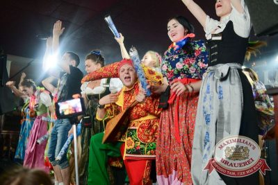 «Дыхание ночи»: Матрешка-party, 26 июня 2015 - Ресторан «Максимилианс» Тюмень - 05