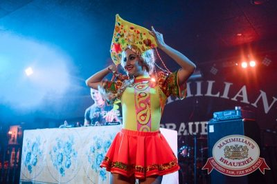 «Дыхание ночи»: Матрешка-party, 26 июня 2015 - Ресторан «Максимилианс» Тюмень - 08