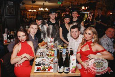 Новый год 2017: Burlesque, 1 января 2017 - Ресторан «Максимилианс» Тюмень - 52