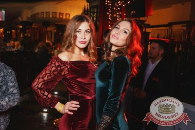 Новый год 2017: Burlesque, 1 января 2017 - Ресторан «Максимилианс» Тюмень - 67