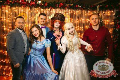 Новый год 2018: Алиса в стране чудес, 1 января 2018 - Ресторан «Максимилианс» Тюмень - 29