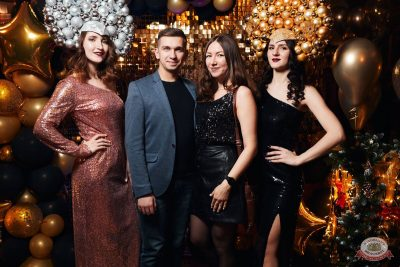Новый год 2020: Bohemia Night, 1 января 2020 - Ресторан «Максимилианс» Тюмень - 12