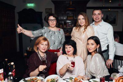 Новый год 2020: Bohemia Night, 1 января 2020 - Ресторан «Максимилианс» Тюмень - 56