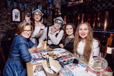 «Октоберфест-2017»: выбор пивной столицы и День именинника, 22 сентября 2017 - Ресторан «Максимилианс» Тюмень - 65
