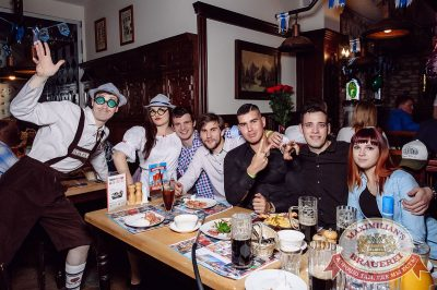 «Октоберфест-2017»: выбор пивной столицы и День именинника, 22 сентября 2017 - Ресторан «Максимилианс» Тюмень - 67