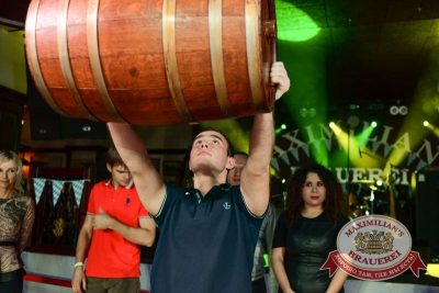 Закрытие 205-го фестиваля живого пива «Октоберфест-2015». Выбираем Пивного Короля и Королеву фестиваля! 3 октября 2015 - Ресторан «Максимилианс» Тюмень - 02