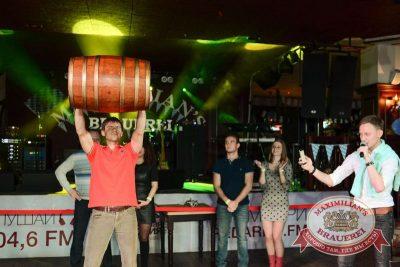 Закрытие 205-го фестиваля живого пива «Октоберфест-2015». Выбираем Пивного Короля и Королеву фестиваля! 3 октября 2015 - Ресторан «Максимилианс» Тюмень - 15