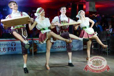 Открытие 205-го фестиваля живого пива «Октоберфест-2015», 18 сентября 2015 - Ресторан «Максимилианс» Тюмень - 02