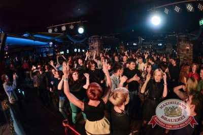 Открытие 205-го фестиваля живого пива «Октоберфест-2015», 18 сентября 2015 - Ресторан «Максимилианс» Тюмень - 27