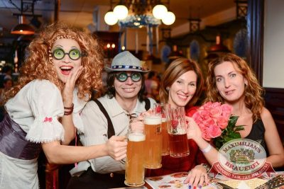Открытие 205-го фестиваля живого пива «Октоберфест-2015», 18 сентября 2015 - Ресторан «Максимилианс» Тюмень - 31