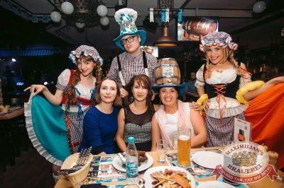 «Октоберфест-2017»: открытие. Выбор пивной столицы, 15 сентября 2017 - Ресторан «Максимилианс» Тюмень - 20
