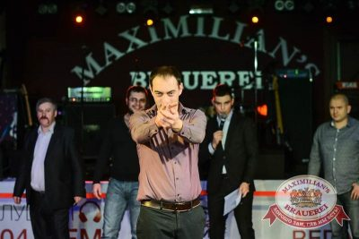 Презентация Premium Maximilian's Vodka, 20 февраля 2015 - Ресторан «Максимилианс» Тюмень - 14