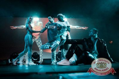Quest Pistols: Club Show, 16 апреля 2015 - Ресторан «Максимилианс» Тюмень - 11