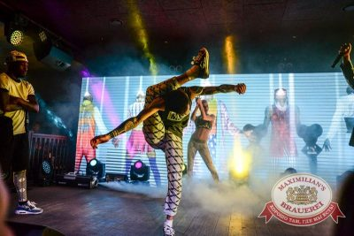 Quest Pistols: Club Show, 16 апреля 2015 - Ресторан «Максимилианс» Тюмень - 12