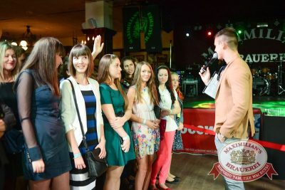 Сергей Лазарев, 6 августа 2015 - Ресторан «Максимилианс» Тюмень - 08