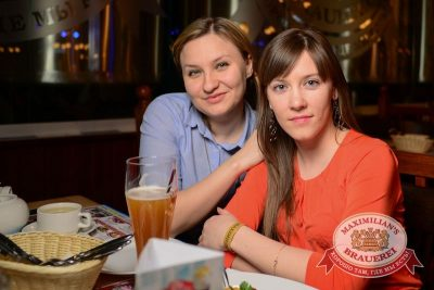 Света, 2 апреля 2015 - Ресторан «Максимилианс» Тюмень - 24