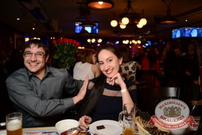 Света, 2 апреля 2015 - Ресторан «Максимилианс» Тюмень - 28