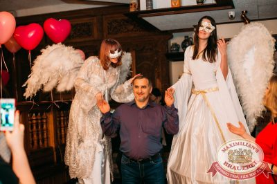 День святого Валентина, 13 февраля 2016 - Ресторан «Максимилианс» Тюмень - 07